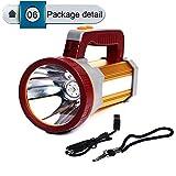 Eornmor High Power LED Rechargeable Spotlight
