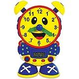 [Patrocinado] Telly, el reloj que enseña la hora de The Learning Journey, colores primarios