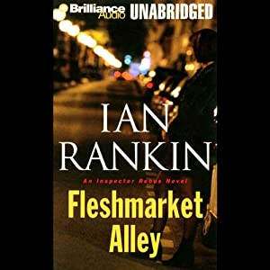 Fleshmarket Alley Audiobook