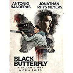 Black Butterfly arrives on Blu-ray (plus Digital) and DVD July 25 from Lionsgate