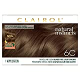 Clairol Natural Instincts Semi-Permanent, 6C Brass