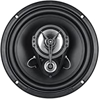 Renegade RX830 8-Inch Full Range 3-Way Speakers - Set of 2 (Black)