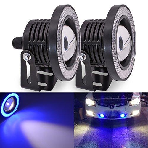Blue Led Halo Lights in US - 4