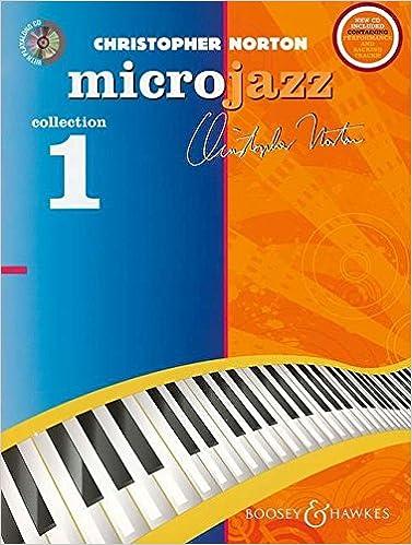 piano MICROJAZZ 2 Christopher Norton