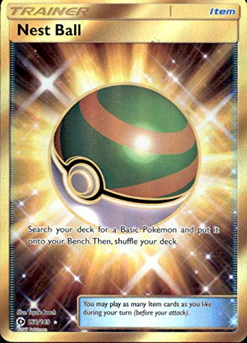 The 2 best nest ball secret rare 2019