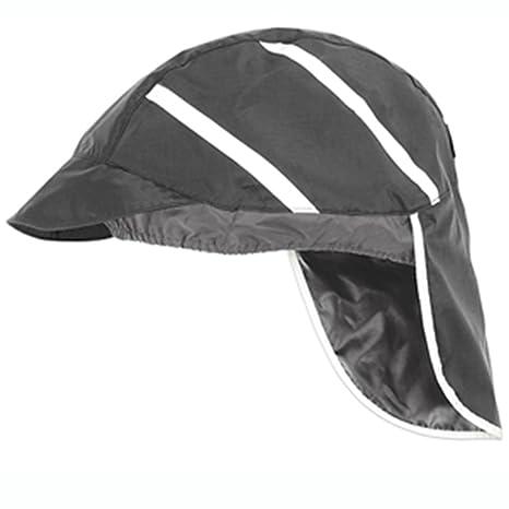 Amazon.com   TAIGA Helmet Rain Cover - Waterproof Cycling Hat. Black ... 4e62a0d72d4