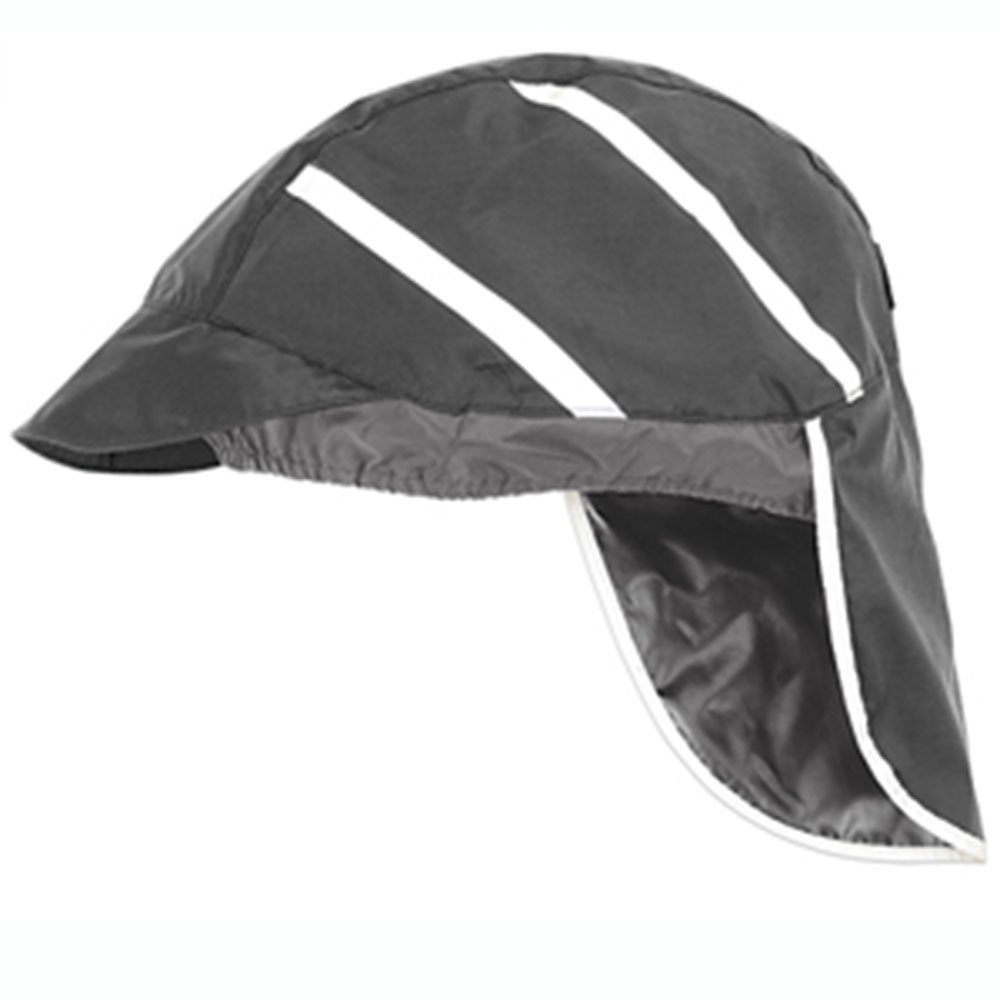 TAIGA Helmet Rain Cover - Waterproof Cycling Hat. Made in Canada. by