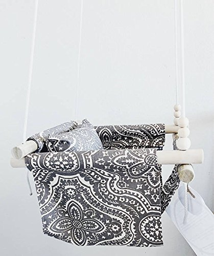 baby swing, toddler swing, indoor swing, outdoor swing, baby shower gift by Sweet Swinging