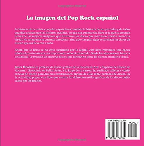 la imagen del pop rock español (Spanish Edition): Javier Rico: 9788469733660: Amazon.com: Books