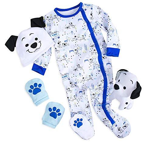 Disney 101 Dalmatians Gift Set Baby - Blue Size Newborn -
