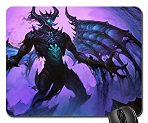 Lord of Darkness Mouse Pad, Mousepad (10.2 x 8.3 x 0.12 inches)