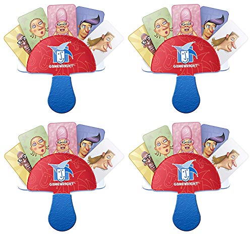 - Little Hands Card Holder - Set of 4