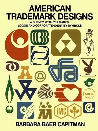 American Trademark Designs (Dover Pictorial Archive S) (Company Design Logo)