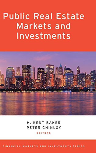 Public Real Estate Markets and Investments (Financial Markets and Investments) by Ingramcontent