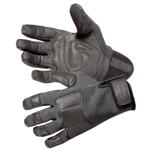 (5.11 Tac AK2 Gloves, Black, Medium)