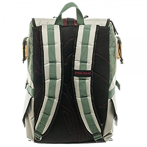 Buy star wars boba fett laptop backpack