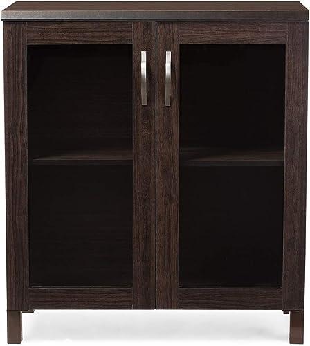 Baxton Studio Wholesale Interiors Sintra Sideboard Storage Cabinet