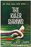 The Killer Shrews - 1959 - Movie Poster