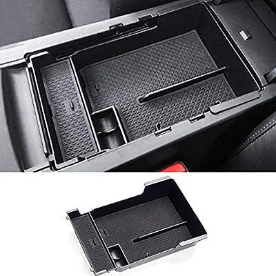 TTCR-II Centre Console Organizer Tray for Mazda MAZDA3 2020-2020, Console Armrest Glove Box Tray (for 2020-2020 MAZDA3): Automotive
