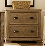 Riverside Furniture Coventry Lateral File Cabinet (Weathered Driftwood)