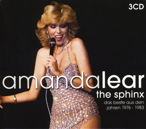 Best clothes of Amanda Lear