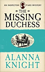 The Missing Duchess (An Inspector Faro Mystery No.7)