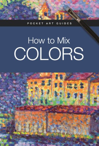 How to Mix Colors (Pocket Art - How The Black To Color Mix