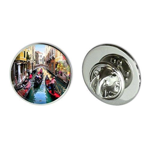 Venice Metal - GRAPHICS & MORE Venice Italy Gondolas Canals Metal 0.75