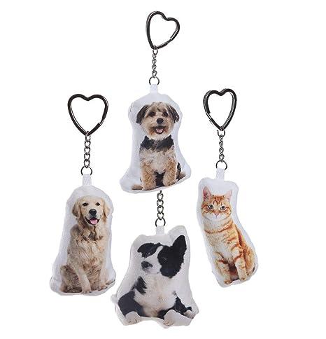 Amazon.com: Almohada personalizada para mascotas para foto ...