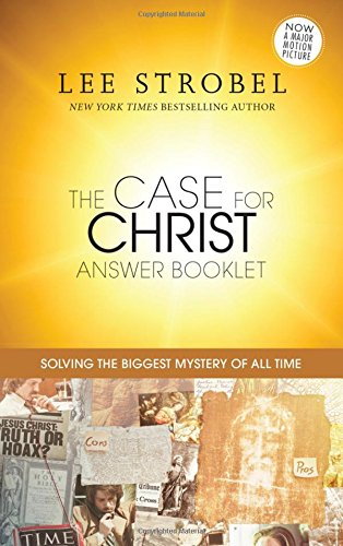 UPC 025986089825, The Case for Christ Answer Booklet