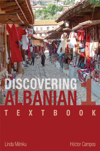 Discovering Albanian I: Textbook