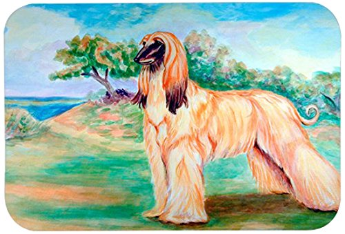 Caroline's Treasures 7138CMT'Afghan Hound' Kitchen or Bath Mat, 20' by 30', Multicolor