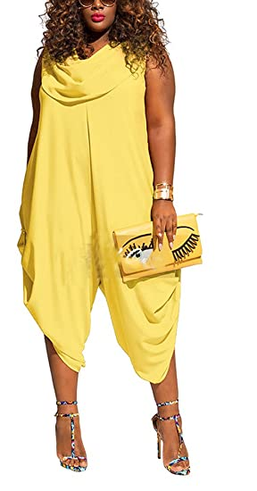 Amazoncom Womens Shawl Collared Baggy Pants Loose Harem Capri