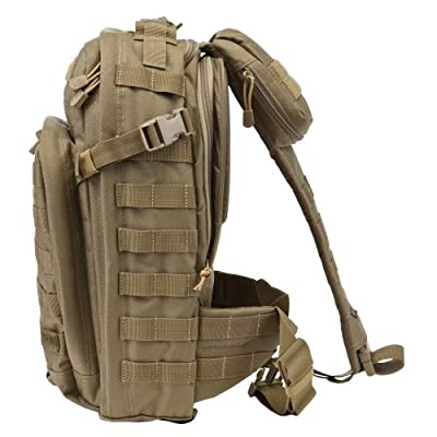 5.11 Tactical Rush 10 Mobile Operation Attachment Bag by 5.11