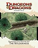 DUNGEON TILES MASTER SET - THE WILDERNESS: ESSENTIAL DUNGEONS & DRAGONS TILES By Wizards RPG Team (Author) Other on 21-Dec-2010