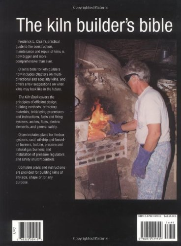 The Kiln Book: Materials, Specifications & Construction
