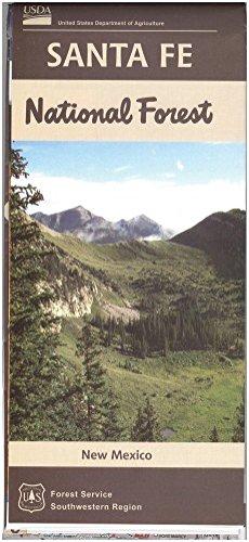 Map: Santa Fe National Forest