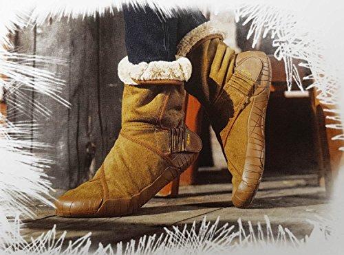 Xxl Eu E Scarpe Furoshiki Classico 47 Colore Marrone Vibram Travel Casual Shearling 46 Inverno ATxa1