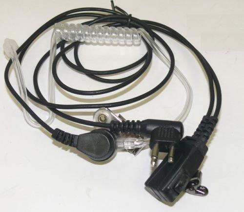 Surveillance Ear Earpiece Headset Mic for Motorola XTN Handheld Radio Series
