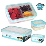 Persik Leak Proof Lunch Box Containers - 800 - Best Reviews Guide