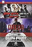 Sin City: A Dame To Kill For/Dredd/Death Proof Dvd Triple Feature