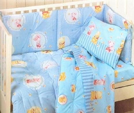Trapunta Lettino Winnie The Pooh.Caleffi Trapunta Letto Baby Winnie The Pooh Sponde Paracolpi Lettino