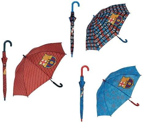 Clima - Paraguas fc barcelona 48 cm: Amazon.es: Bebé