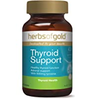Herbs of Gold Thyroid Support 60 Tablets, 60 count