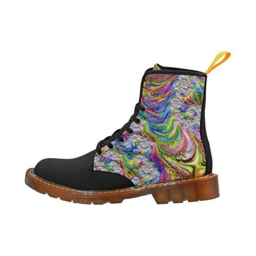 LEINTEREST gorgeous Fractal Martin Boots Fashion Shoes For Women v9BUdMsvd