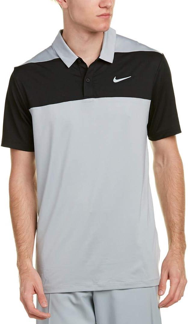Nike 890670 Polo, Gris (Gris 012), Talla del Fabricante S para ...