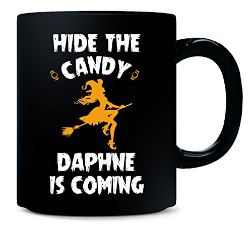 Hide The Candy Daphne Is Coming Halloween Gift - Mug ()