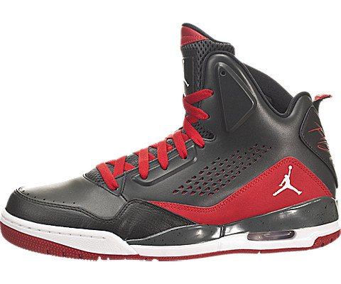 c2fb05652de8 Galleon - Jordan Nike Men s SC-3 Anthracite white Black Gym Red Basketball  Shoe 10 Men US