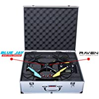 UDI U45W Drone Carrying Case - Hard Drone Case Accessories Pack for Carrying a Force1 U45W Blue Jay Wi-Fi Drone Quadcopter