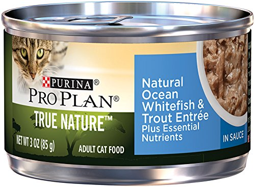 Purina Pro Plan Wet Cat Food, Tue Nature, Natural